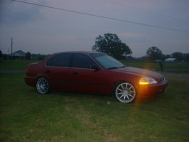 itonlylooksfasts 1997 Honda Civic photo thumbnail