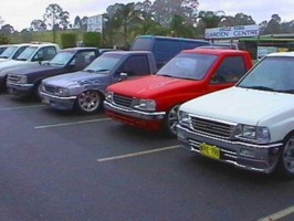 DraggnAussies 1993 Toyota Pickup photo thumbnail