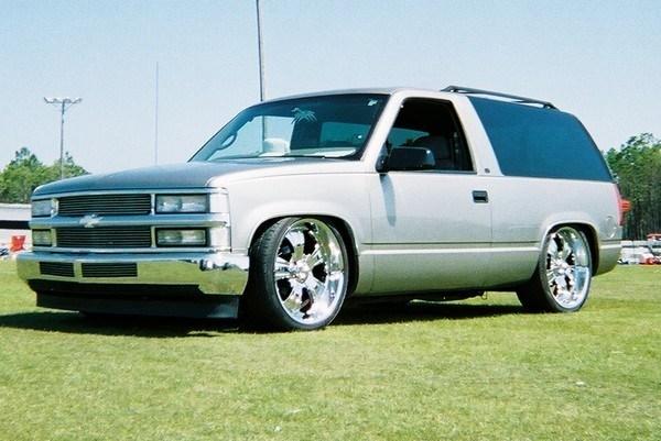 HoRidin22ss 1999 Chevrolet Tahoe photo