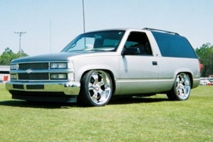 HoRidin22ss 1999 Chevrolet Tahoe photo thumbnail