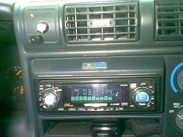 p169s 1997 Chevy S-10 photo