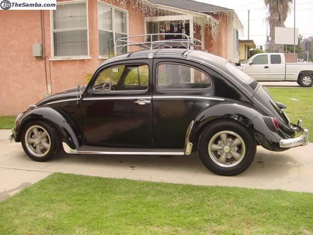 AirDaddys 1962 Volkswagen Bug photo