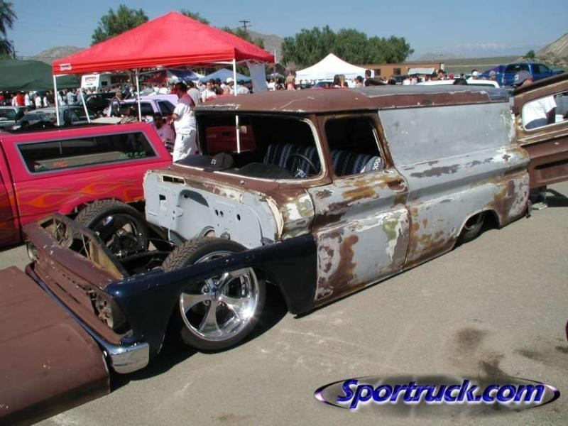 NLSs 1961 Chevy Panel photo