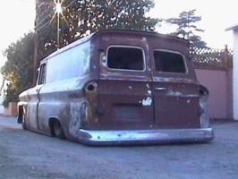 NLSs 1961 Chevy Panel photo thumbnail