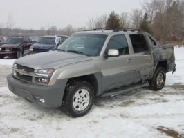 airleaks 2002 Chevy Avalanche  photo thumbnail