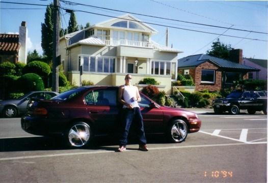 PacManONERs 1997 Chevy Malibu photo