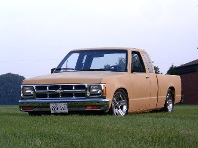 sclassmini88s 1988 Chevy S-10 photo