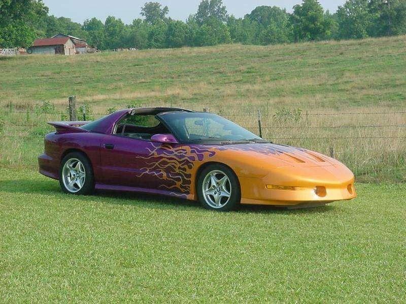 Pure Ones 1996 Pontiac TransAm photo