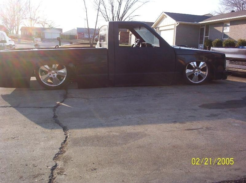 VCdimes 1991 Chevy S-10 photo