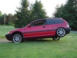 BlueTrucs 1990 Honda Civic Hatchback photo thumbnail