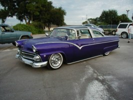 BANKSFLEETs 1955 Ford Crown Victoria photo thumbnail