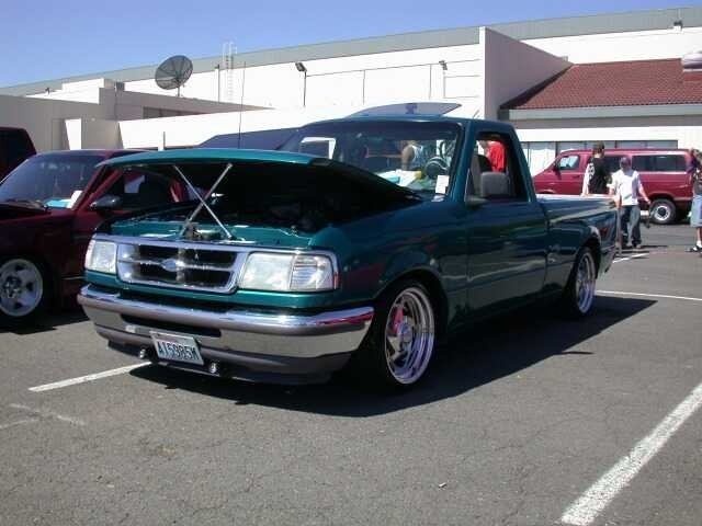 Four6tys 1995 Ford Ranger photo