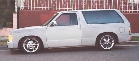 Trigga187s 1985 Chevy S-10 Blazer photo