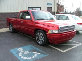 nubbys 1997 Dodge Ram photo thumbnail