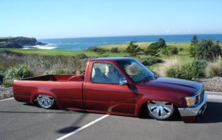 azzlows 1992 Toyota 2wd Pickup photo thumbnail