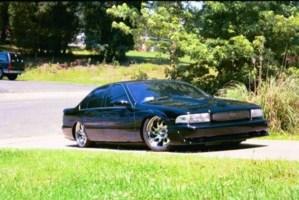 psssts 1996 Chevy Impala photo thumbnail