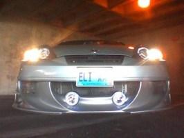 Elixars 2003 Hyundai Tiburon photo thumbnail