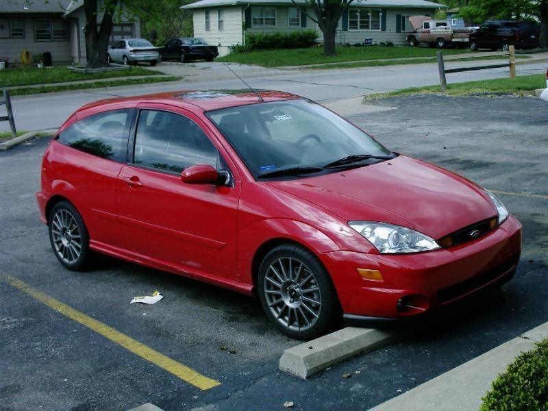 2low4kcs 2004 Ford Focus SVT photo