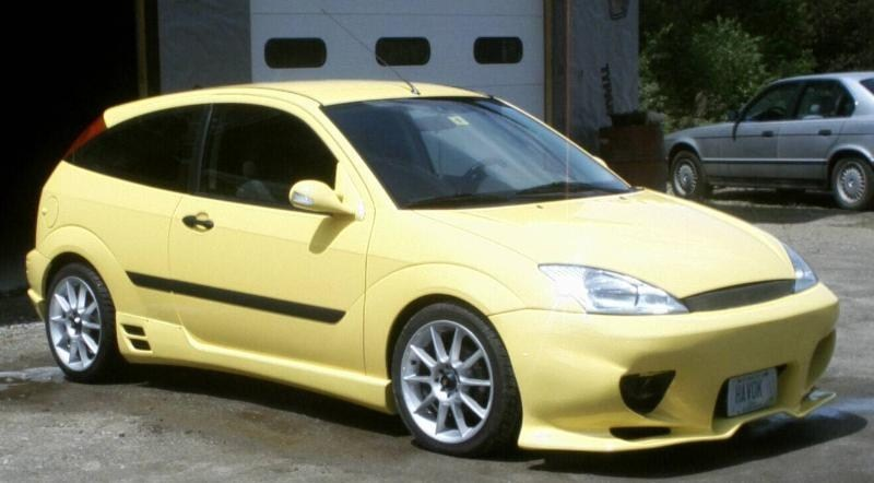 havokcougars 2001 Ford Focus photo