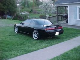 Heathens 1996 Nissan 240sx photo thumbnail