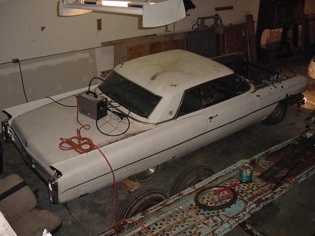 dragasss 1963 Cadillac Coupe De Ville photo