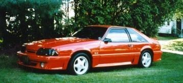 PHATASSFORDs 1992 Ford Mustang photo