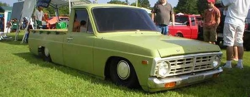 ricky@3rdshifts 1974 Ford Courier photo thumbnail