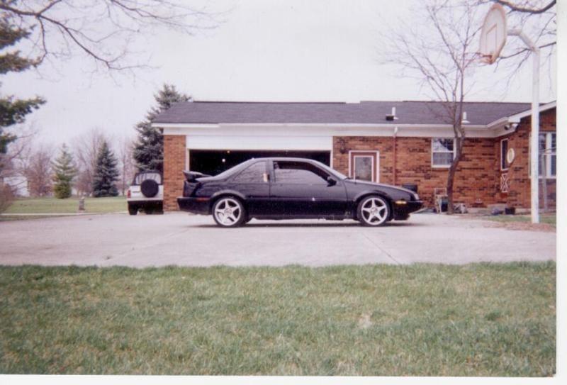 TucknNutZs 1994 Chevy Beretta photo