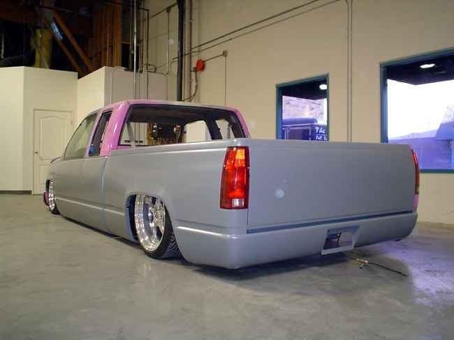 pinksuicidechevys 1996 Chevrolet Silverado photo