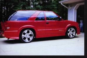 BAGGED90s 2003 Chevy Blazer Xtreme photo thumbnail