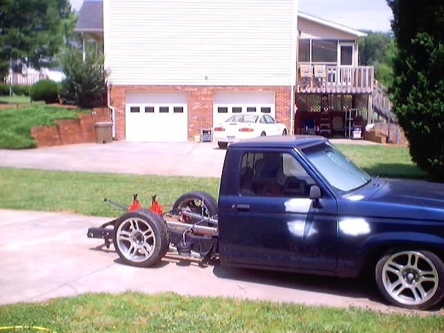 nopi92s 1992 Ford Ranger photo