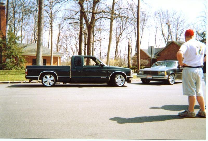 low93s10s 1993 Chevy S-10 photo