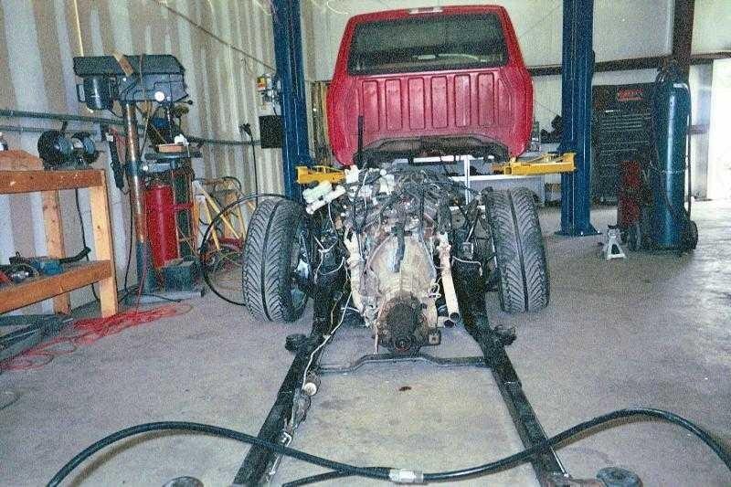 jfutchs 1996 Chevy C/K 1500 photo