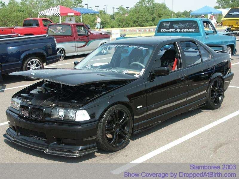 OuterPlayas 1997 BMW 3 Series photo