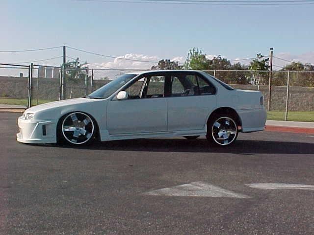 ShavedUpAccords 1992 Honda Accord photo
