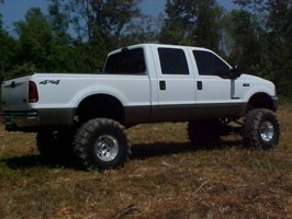 restinhis 2001 Ford  F250 photo thumbnail
