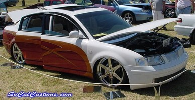 relaxedlvs 1998 Volkswagen Passat photo thumbnail