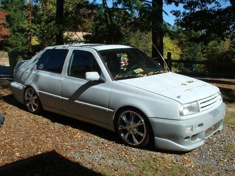 VWDimplzs 1995 Volkswagen Jetta photo