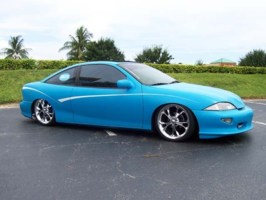 xtremelowzbiggies 1997 Chevy Cavalier photo thumbnail