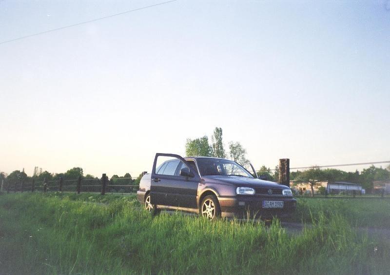 32erfords 1993 Volkswagen Jetta photo