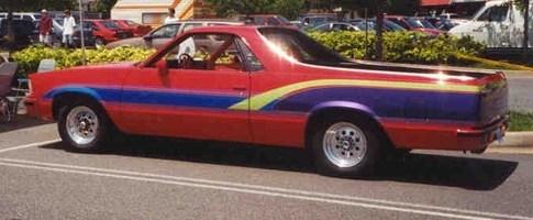 LilCruizinEls 1978 Chevy El Camino  photo thumbnail