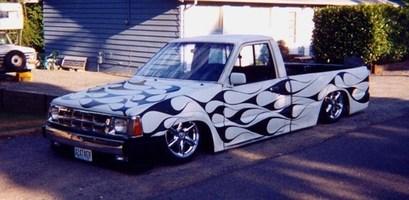 angrytonys 1987 Mazda B2000 photo thumbnail