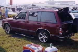 Blazin93s 1993 Chevy S-10 Blazer photo thumbnail