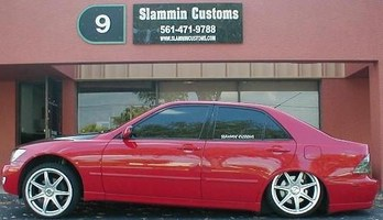 gurlbaggins 2002 Lexus IS 300 photo thumbnail