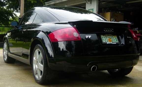 sikegs 2000 Audi TT photo