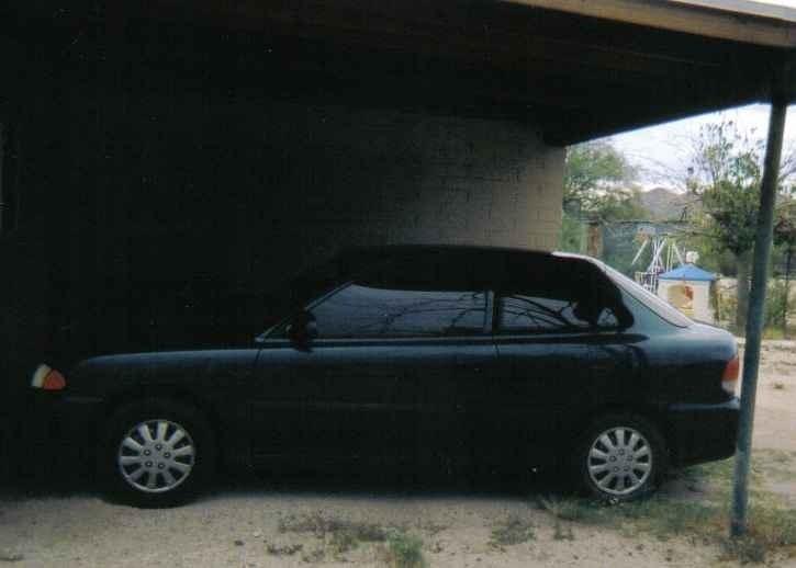 jess 1998 Hyundai Accent photo