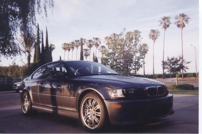 BaggedWagons 2002 BMW 3 Series photo