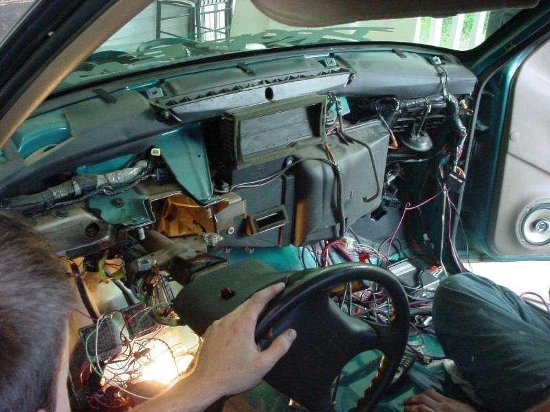 yimbrkes 1995 Chevy S-10 photo