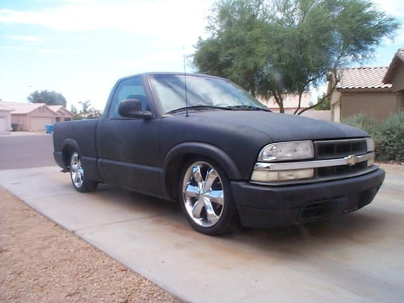 Lo N Slows 1998 Chevy S-10 photo