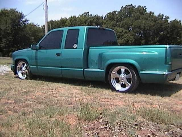 sprttrks 1995 Chevy C/K 1500 photo